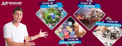 Novo curso de informática 2015 Microcamp - Windows 8, Pacote Office, Rotinas Administrativas, Marketing Digital e Designer Gráfico